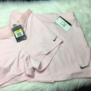 Nike Golf Athletic Skirt And Short Set Purple